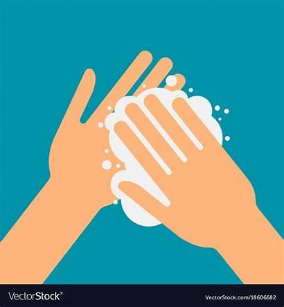 Wash Hands Vector Please Employee Vectors Royalty