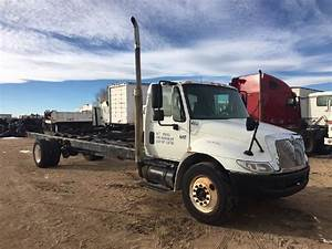 2006 International 4300  Stock  166442