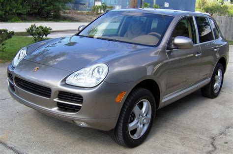 Porsche Cayenne Photo by Used 2005 Porsche Cayenne Photos 3200cc Gasoline