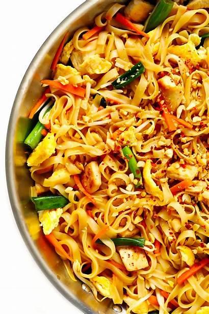 Thai Pad Recipe Recipes Easy Gimmesomeoven Chicken
