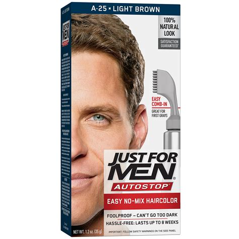 Amazon.com : Just For Men Original Formula Men's Hair