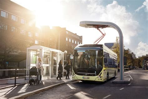 manufacturers agree electric infrastructure bus coach
