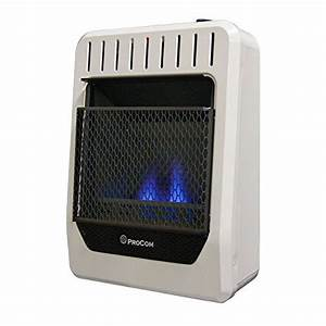 Cheap Procom Mg10hbf Ventless Dual Fuel Blue Flame Wall