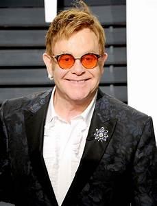 Elton John Speaks Out After Canceling Shows Due to Infection  Elton