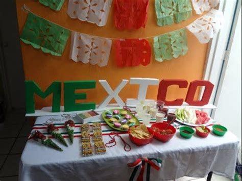 adornos  fiestas patrias mexicanas  de septiembre