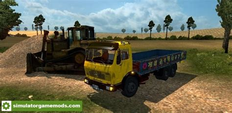 Check spelling or type a new query. ETS 2 - Mercedes-Benz Old Truck (1.30.X) - Simulator Games ...