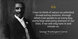 George Washington Carver Quotes - iPerceptive