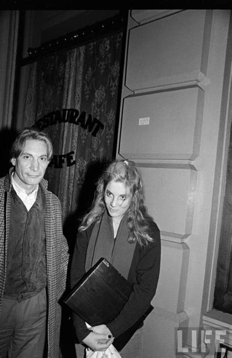 It is with immense sadness that we announce the death of our beloved charlie watts, a spokesperson's statement shared via the rolling stones read. Charlie Watts Seraphina Watts — kostenloser versand verfügbar