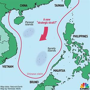 South China Sea: Is Beijing making a new 'strategic strait'?