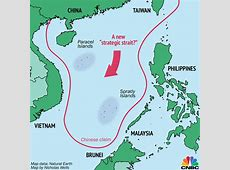 South China Sea Is Beijing making a new 'strategic strait'?