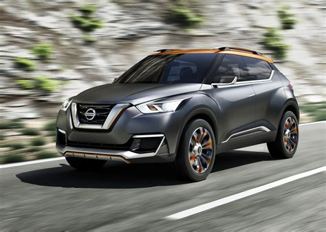 nissan suv 2016 nissan kicks suv to debut in 2016 as the official car of