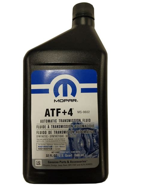 mopar atf transmission fluid buy mopar ab atf