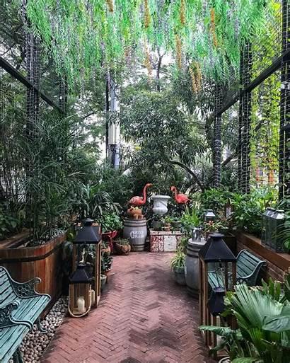 Garden Pik Tempat Jakarta Makan Alam Yang