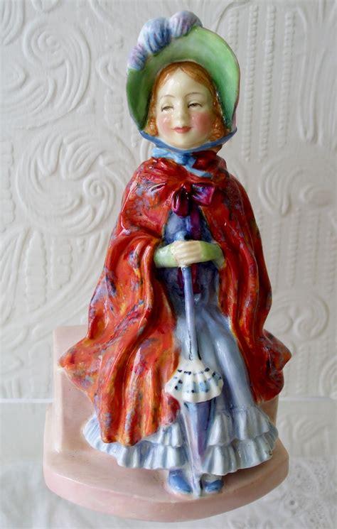 vintage royal doulton english porcelain figurine