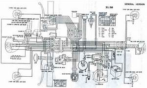 Honda Xl 350 Wiring Diagram