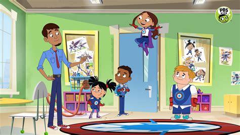 pbs kids announces  series hero elementary premiering