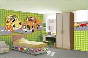 Günstige Kinderbetten Für Jungs : kinderzimmer cars gestalten ~ Bigdaddyawards.com Haus und Dekorationen