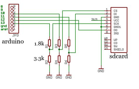 arduino sdcard copyer mikrocontrollernet