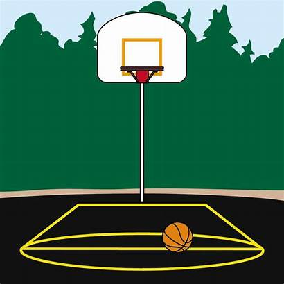 Basketball Court Building Clipart Clipartmag Cliparts