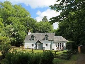 The White Cottage, Urrard Estate holiday cottage