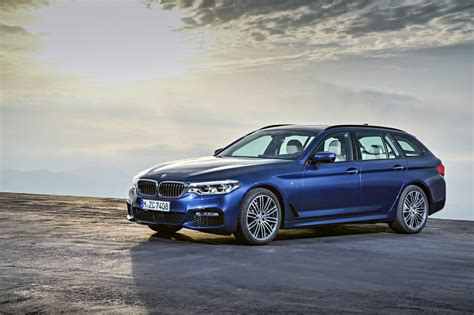 Bmw 5 Series Touring Wallpaper by Nieuwe Bmw 5 Serie Touring Onthuld Autonieuws