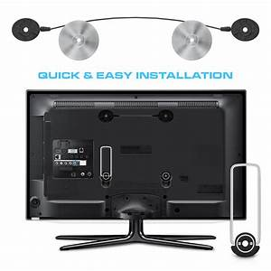 Ultra Slim Fixed Wall Mount For 37 U0026quot  Lcd Tv U0026 39 S