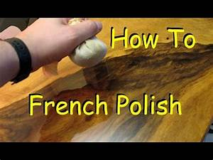 How to French Polish - Woodworking Finish with Shellac