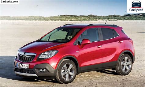 opel mokka 2017 opel mokka 2017 prices and specifications in car sprite