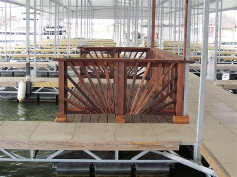 Boat Dock Gates by Inspiring Boat Dock Design For Homes On The Water