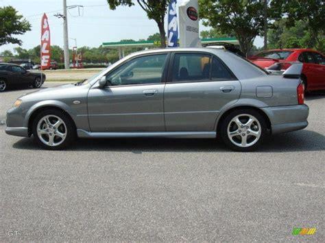 2003 Mazda Protege Mazdaspeed by Titanium Gray Metallic 2003 Mazda Protege Mazdaspeed