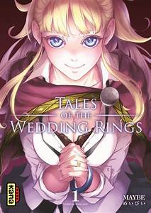 Tales of wedding rings manga serie manga news for Tales of wedding rings manga