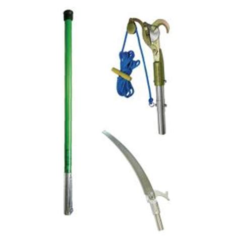 pole ls for landscaper pruner and pole saw tree trimming