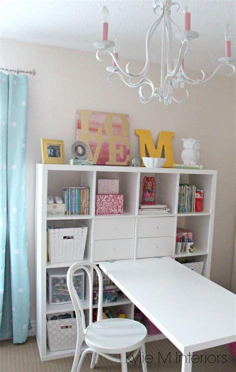 cutie patootie girls bedroom soft pink  gold
