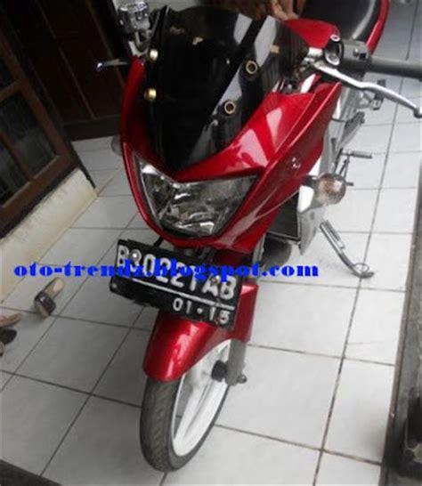 Byson 2010 Merah by Kr150l 2010 Modifikasi Warna Merah Modif Sepeda Motor