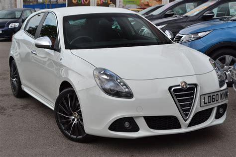 Used Car  Alfa Romeo Giulietta Cloverleaf White