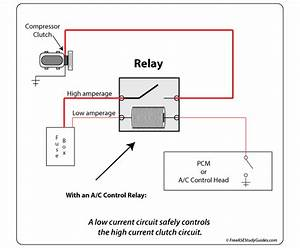 Clutch Relay Wiring Diagram