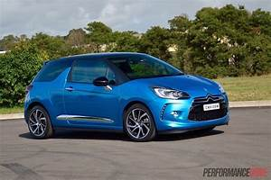 Citroen Ds 3 : 2015 citroen ds 3 dsport review video performancedrive ~ Gottalentnigeria.com Avis de Voitures