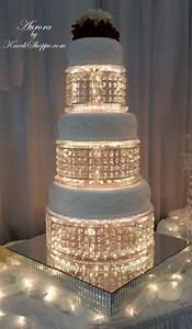Antoinette - Wedding Cake Stand - The Knock Shoppe