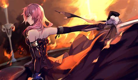 lightning returns final fantasy xiii hd wallpaper
