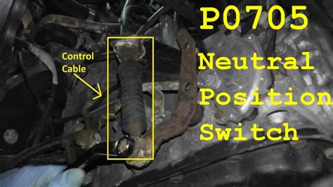 test  replace  neutral safety swtich