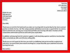 Interview Thank You Letter Template Thank You Note After Interview Thanking A Prospective Informational Interview Thank You Sample Letter For Job Fair Invitation Cover Letter Templates
