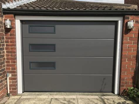 Garage Doors : Hormann Sectional Garage Door, Denton