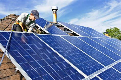 Solar Panel Installation Process Modernize