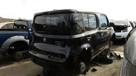 cube like cars junkyard find 2010 nissan cube the truth about cars
