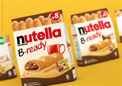 bar coklat nutella mula dipasarkan  uk rileklahcom