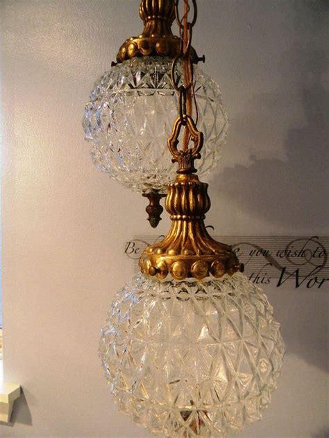 chandelier swag regency style