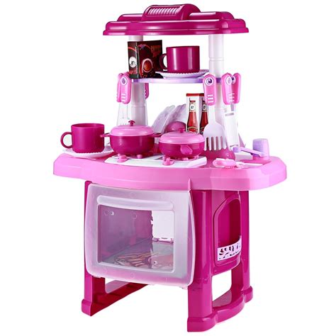 cuisine simulation kitchen set children kitchen toys large kitchen