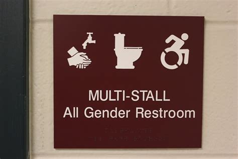 gender neutral bathrooms  suffolk inclusive