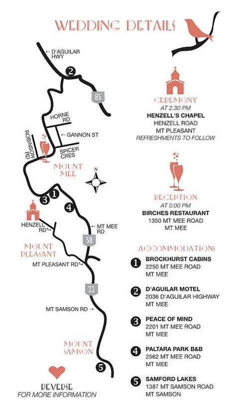 wedding map custom design printable diy digital pdf