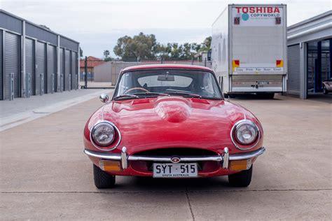 1969 Jaguar E-type Fhc
